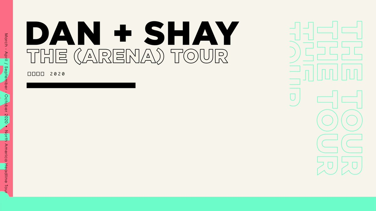 philly, we can't wait to see you on march 12 at wells fargo center. tickets for dan + shay the (arena) tour are on sale now. »