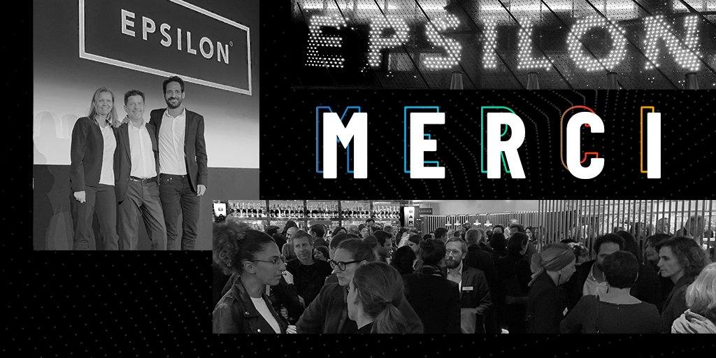 EPSILON France est lancé ! Nous sommes fiers de notre nouvelle identité. Merci à toutes nos équipes pour leur participation.  #NousSommesEpsilon #PowerOfOne #PublicisGroupe #Datamarketing https://t.co/gwqi9rRB8g