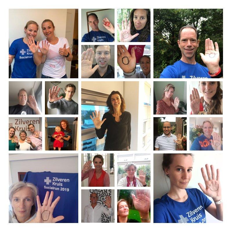 Bij Zilveren Kruis zijn we ook open over onze geestelijke gezondheid. Dank @VGZ voor deze challenge! Wij gaan er wel van uit dat VGZ dan volgend jaar ook meedoet met de #Socialrun?Doen jullie ook mee met #ikbenopen @Nza, @AmsterdamNL, @Interpolis? https://t.co/cbBwKkZXmD