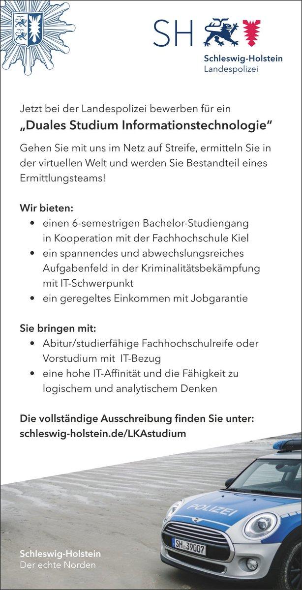 ᐅ Polizei Schleswig Holstein Bewerbung 4