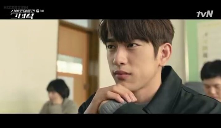 I love you and your acting.   @GOT7Official #GOT7  #Jinyoung #HeIsPsychometric <br>http://pic.twitter.com/8shIQTMuIM