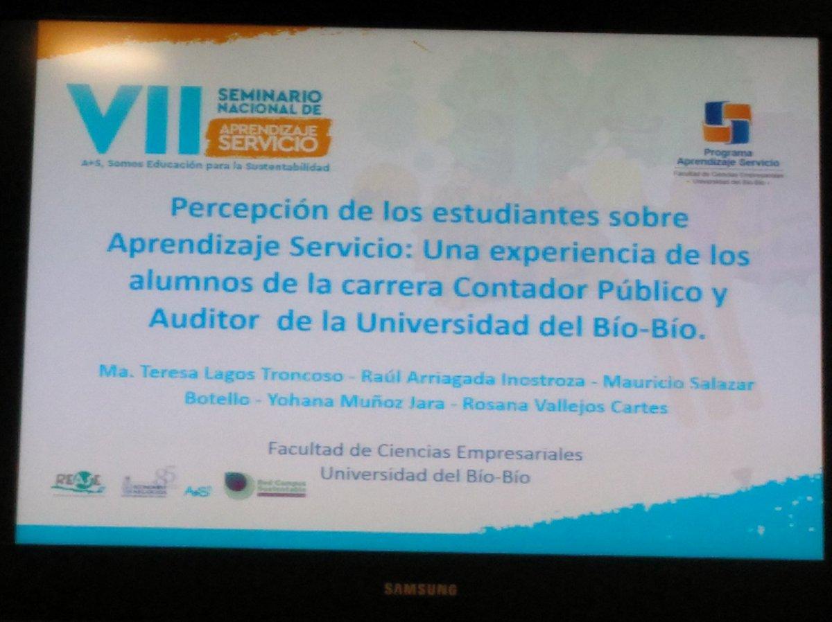 Asistiendo a un taller en el Seminario Nacional de @ReaseChile  en Santiago! Siempre aprendiendo en Latinoamérica! @REDestatalAPS https://t.co/avgpl8QFC4