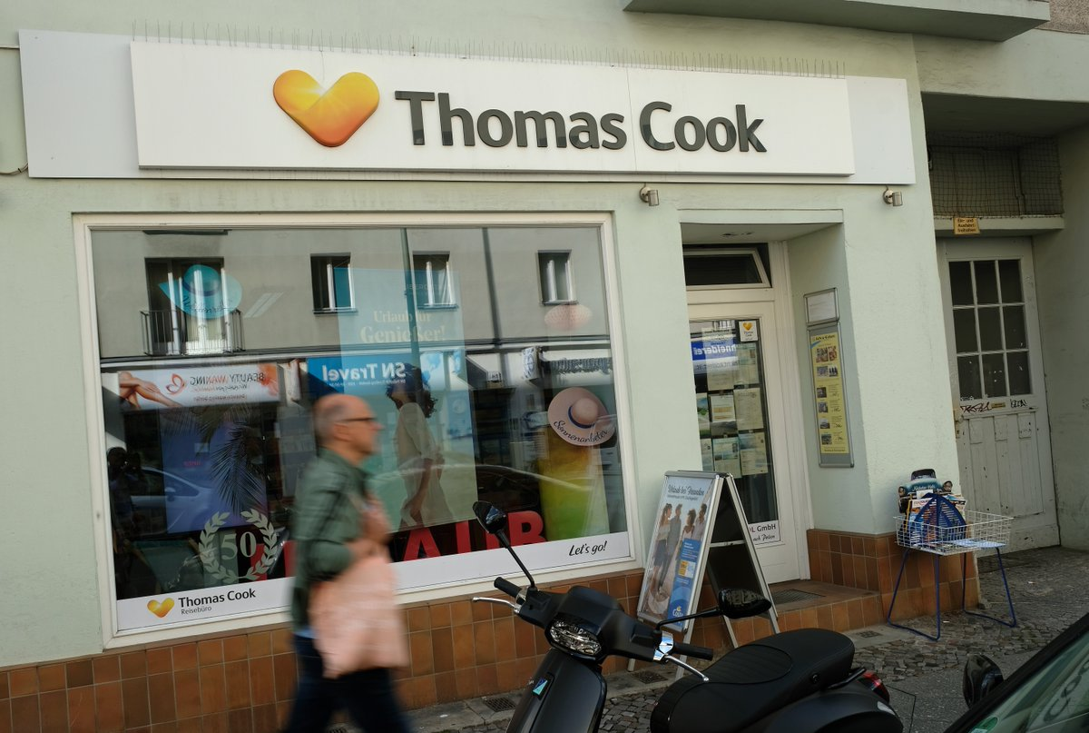 All Thomas Cook stores in Wales to reopen with original staff  https://bit.ly/35qmUaU