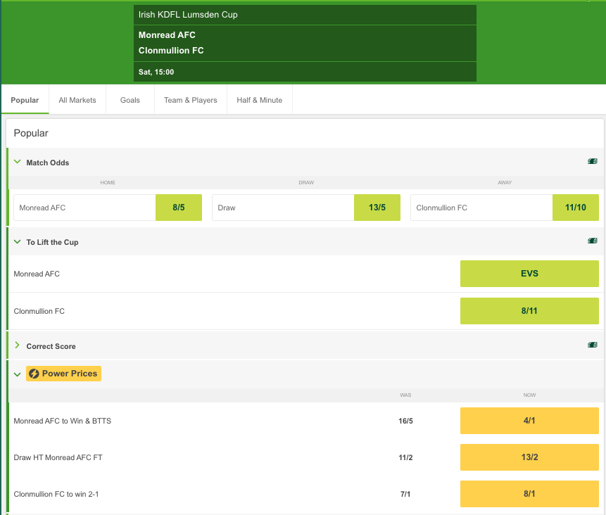 paddy power nfl betting spreads