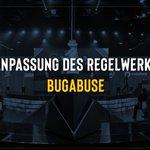 Image for the Tweet beginning: #ESLMeisterschaft: Neue Regelungen gegen Bugabuse!  Unser