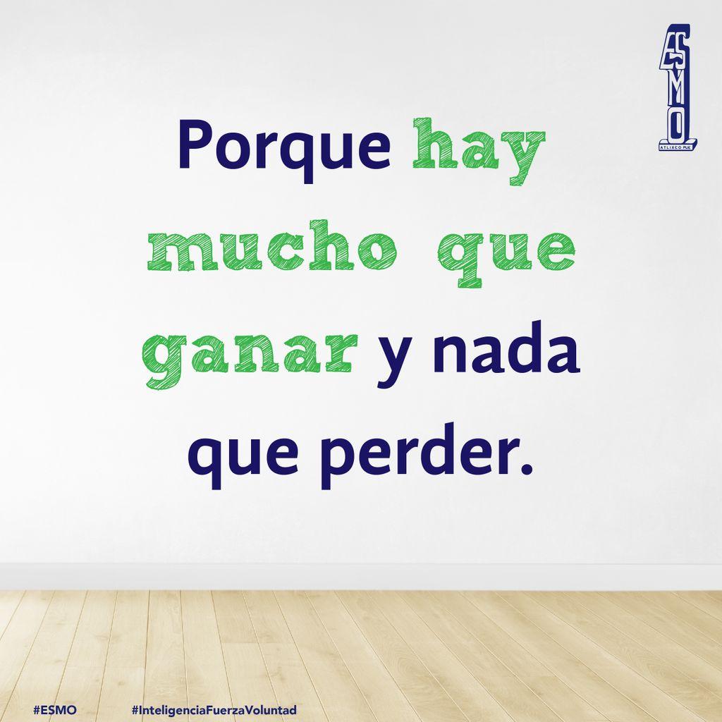 🏆 Un buen viernes para ganar 😎. #FelizViernes  #ESMO #InteligenciaFuerzaVoluntad #HacerHistoriaHacerFuturo #Atlixco #Puebla #México #NuevaEscuelaMexicana #educación #EducaciónBásica #AccionesPorLaEducación