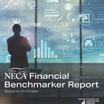 The 2019 edition of the NECA Financial Benchmarker Report is Available now in the NECA store! This detailed publication presents an easy-to-understand analysis of key financial data within the electrical construction industry. Order your copy today! https://t.co/OpESCc96tv