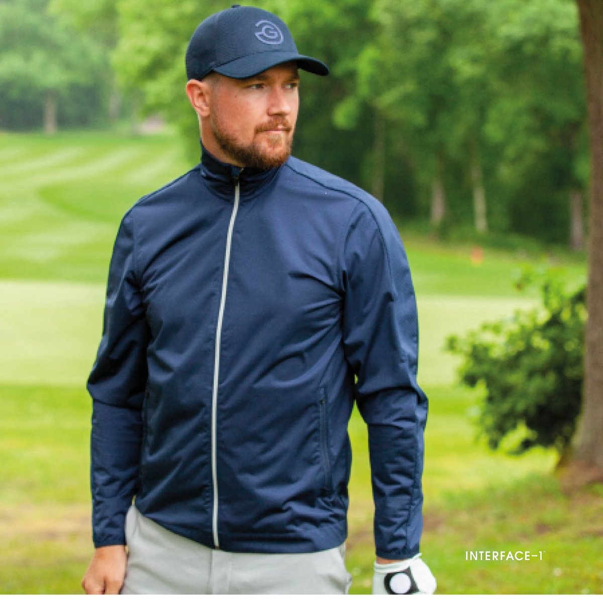 LOOK OUT FOR LAURENT 👀 ✅ Totally windproof ✅ Water repellent ✅ Highly breathable ✅ Super Stretchy Which of these 4 colors is your favorite? For more information on our INTERFACE-1™ range, please visit your local stockiest or visit galvingreen.com
