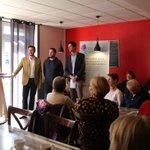 Le Bistrot Mémoire de la Forêt a été inauguré ce jour  @villeliffre @Liffre_Cormier @BistrotMemoire  https://t.co/LLMVJIwhxT
