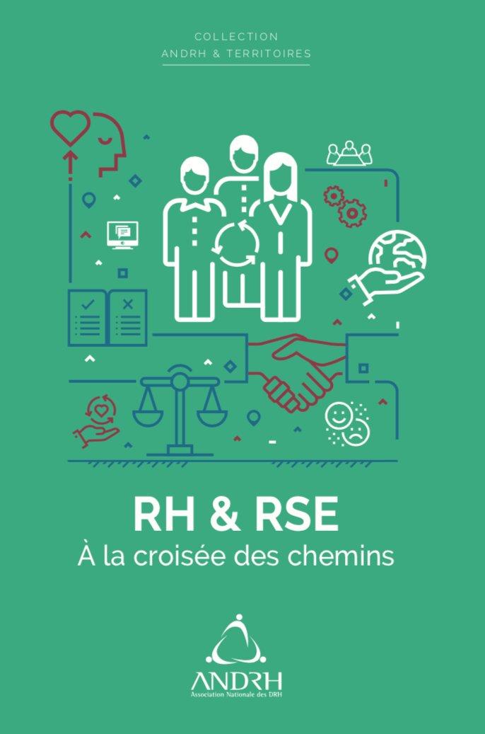 Vignette document RH et RSE. A la croisée des chemins. Livre blanc.