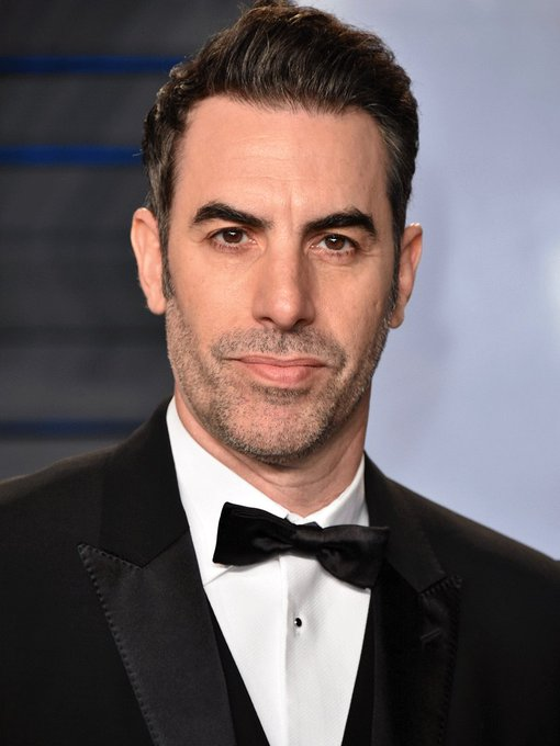 Happy 48th Birthday to Sacha Baron Cohen!  Can\t believe Ali G is nearly 50.