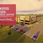 Image for the Tweet beginning: Presenting Tinkers Creek Business Center