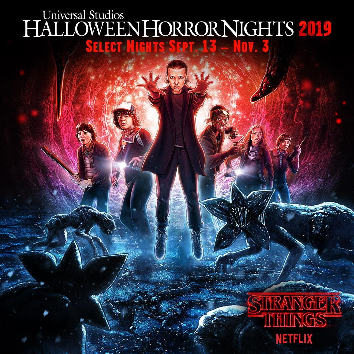 Looking to add some more horror to your October? Use your #AAADiscounts to save up to $40 on #HHN2019 tickets happening now at Universal Studios Hollywood.  #AAADiscountDownload
