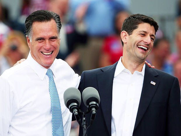 Mitt Romney never stopped working with Paul Ryan   Now they're playing their games inside Fox News and the US Senate