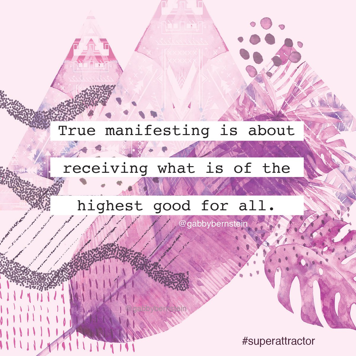 Surrender to the art of manifesting. Trust that spirit is guiding you toward your desires and so much more. #superattractor
