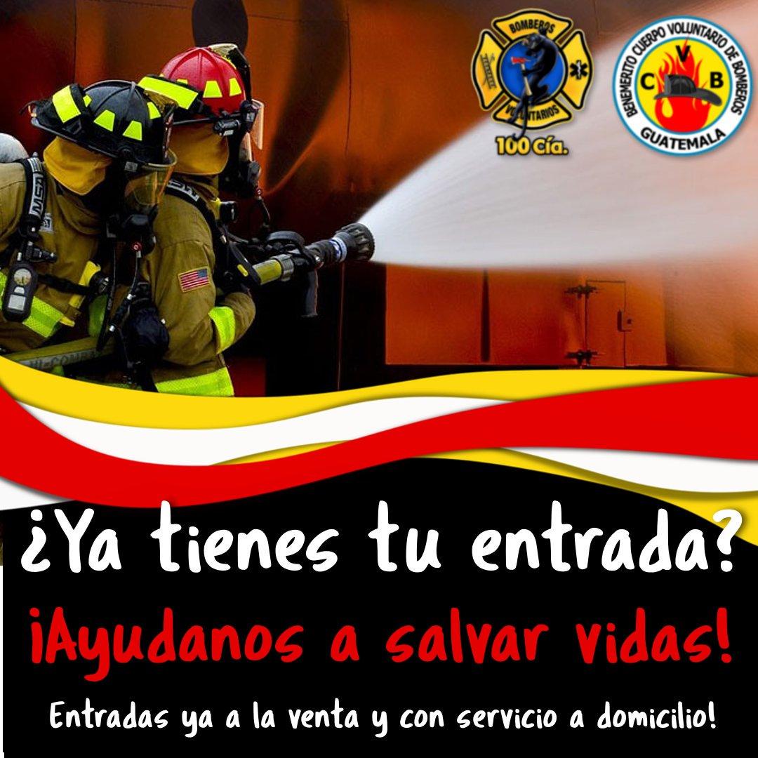 Buenos días, esperamos nos apoyen otra vez a la @100ciaCBV estaremos este fin de semana en San Crismall y por teléfono. Nos urge traer la máquina contra incendios. Te esperamos.