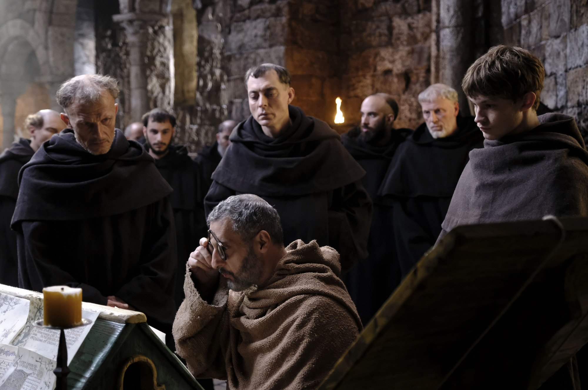 каждый картинка монах с розой только