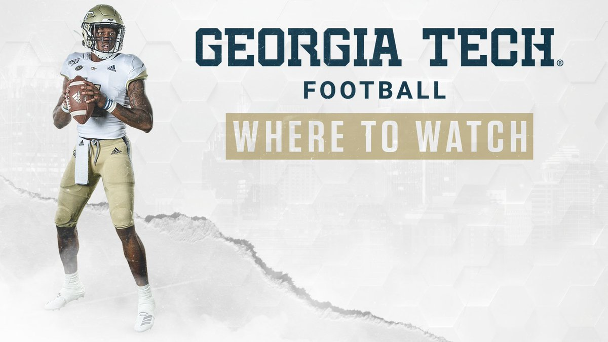 Kickoff coming up at Wallace Wade Stadium as the Jackets take on Duke. #GTvsDUKE Heres how to catch the game: ⏰ 12:30pm 📺 @FoxSportsSouth 💻 buzz.gt/f19-duke-watch 📱buzz.gt/gamedayapp19 📻 buzz.gt/fb-radio