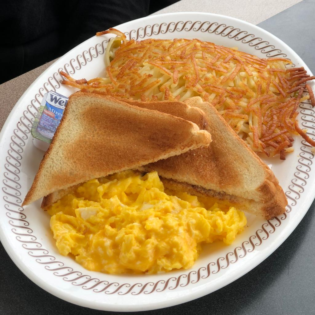 Waffle House Ar Twitter Cheese N Eggs Just Hit Different