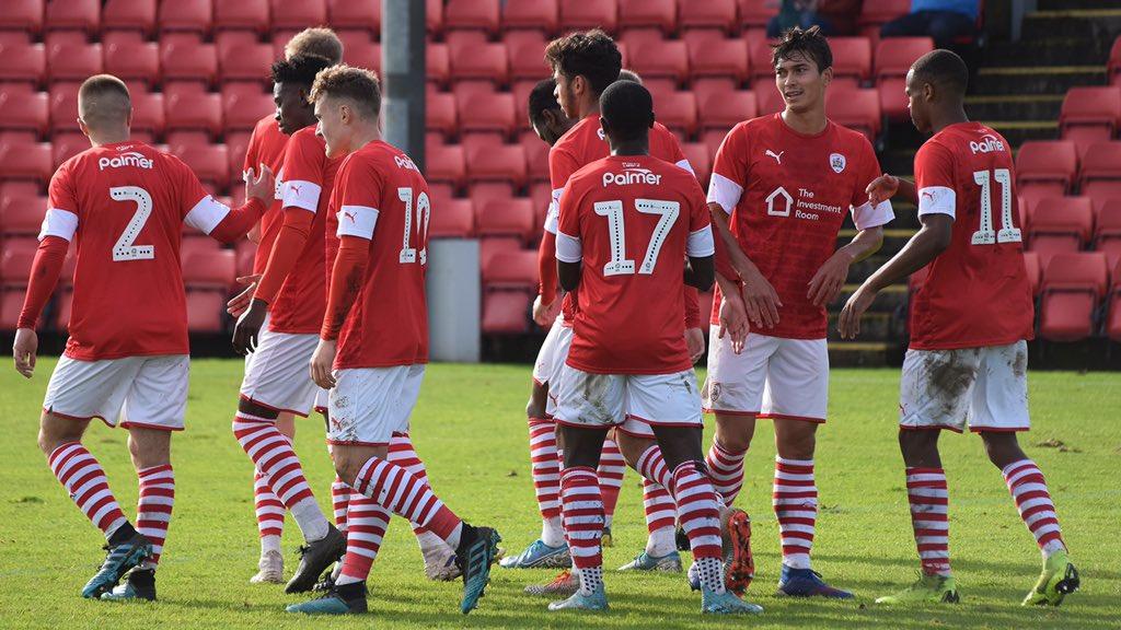 U23s   FULL-TIME   Barnsley 5-2 Birmingham City. Match report to follow. #YouReds