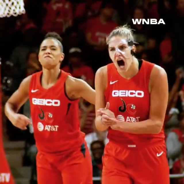 #TBT to the @WashMystics' first chip 🏆 and their incredible #WNBAFinals Game 5 victory