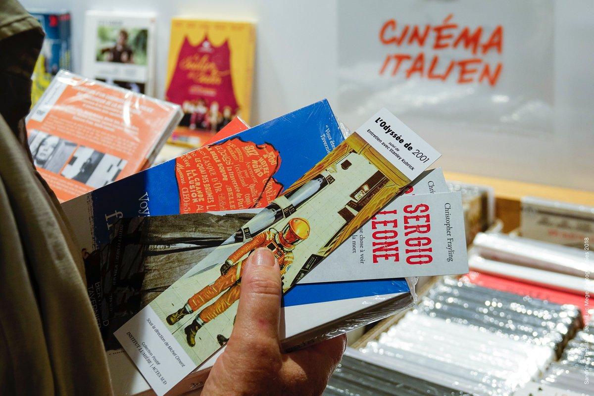 Près de 4 000 livres de cinéma et 5 000 DVD sur trois points de vente : tout le week-end, la plus grande librairie de cinéma et le plus grand DVD store de France sont à Lyon !