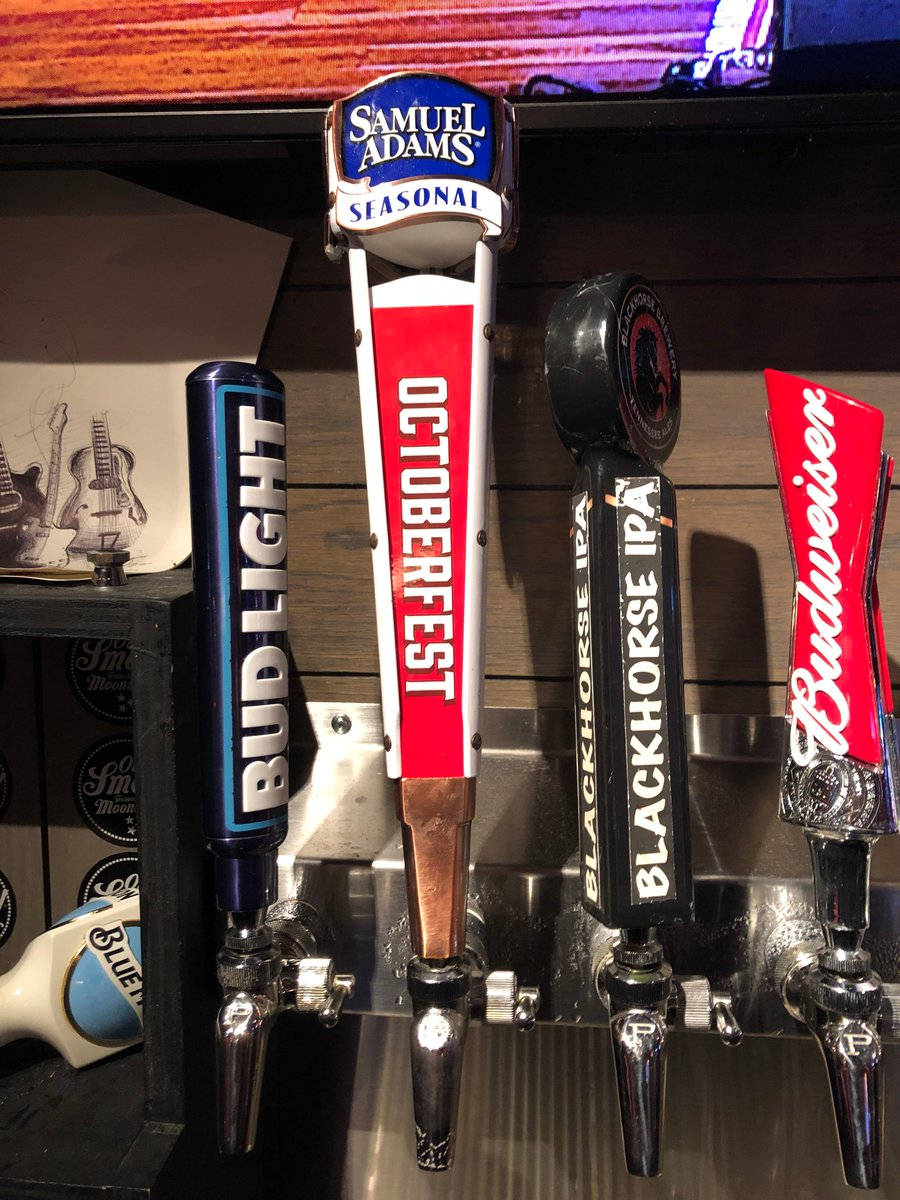 Just in time for this fall weather, make plans to come by Ole Red to try out Sam Adams Octoberfest! Hurry over, though – it wont be here forever! 🎃🍺
