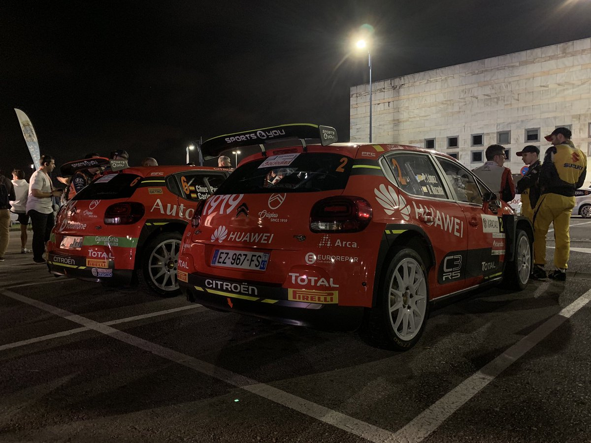 CERA: 40º Rallye Blendio - Santander Cantabria [11-12 Octubre] - Página 2 EGn1kr2WoAUejoO