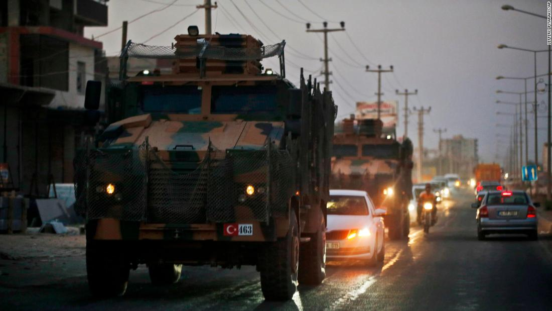 Turkish artillery hit close to a US special operations unit near Kobani, Syria, a US official familiar with the initial assessment says. There are no US injuries in the early reports and no indication it was deliberate, the official says.  https://cnn.it/2MDmAg6