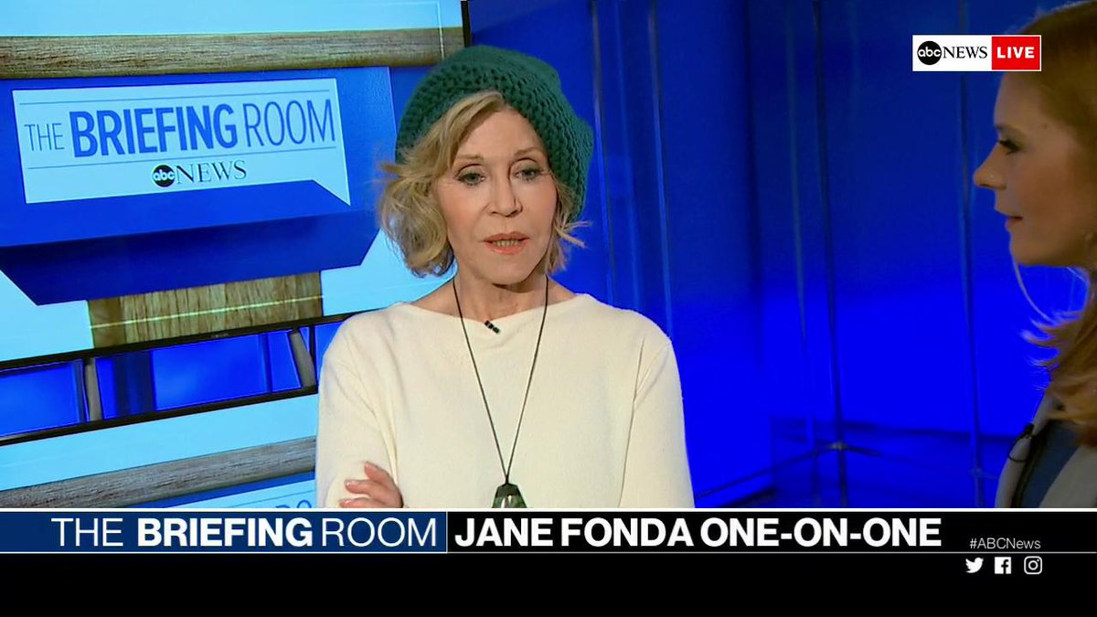 Image result for jane fonda abc news images
