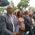 Image for the Tweet beginning: Hemos acompañado a la Hermandad