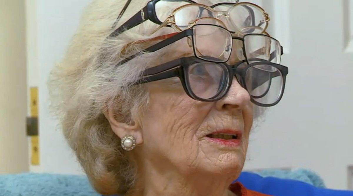 I bet you she still loses them all #gogglebox