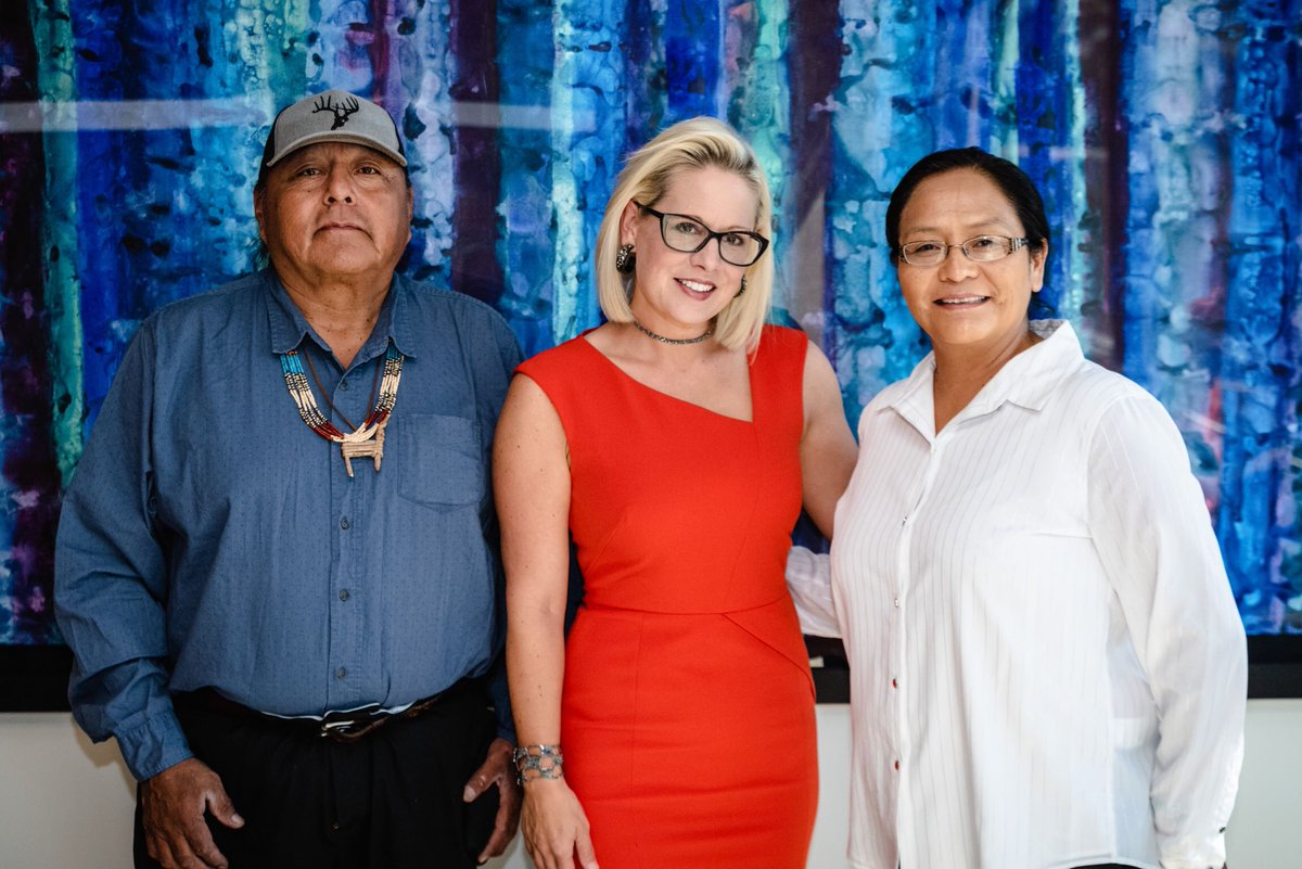 We're partnering with tribal leaders to protect the Grand Canyon, improve internet access, and support opportunities for the Havasupai Tribe.