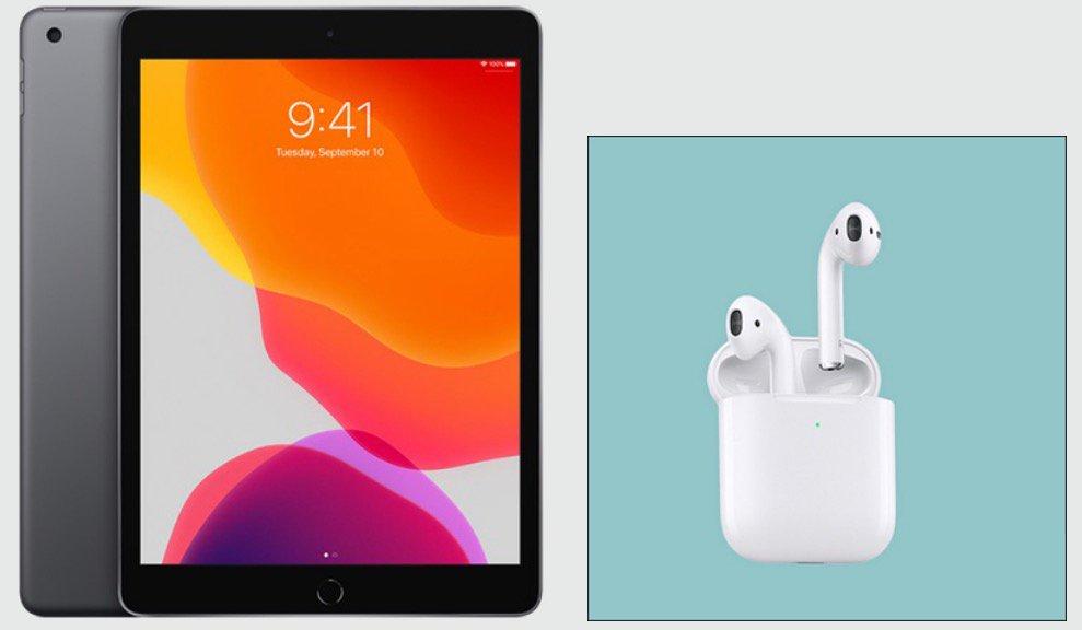 [ NUEVO SORTEAZO ] Sorteamos un iPad de 7ª generación y unos Airpods   #sorteo