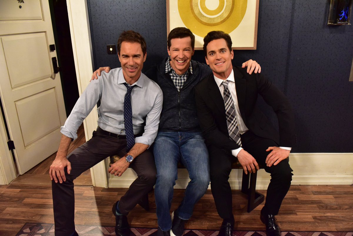 Happy birthday, @MattBomer! Can't imagine the #WillAndGrace fam without you.  <br>http://pic.twitter.com/gY3zdNGrUF