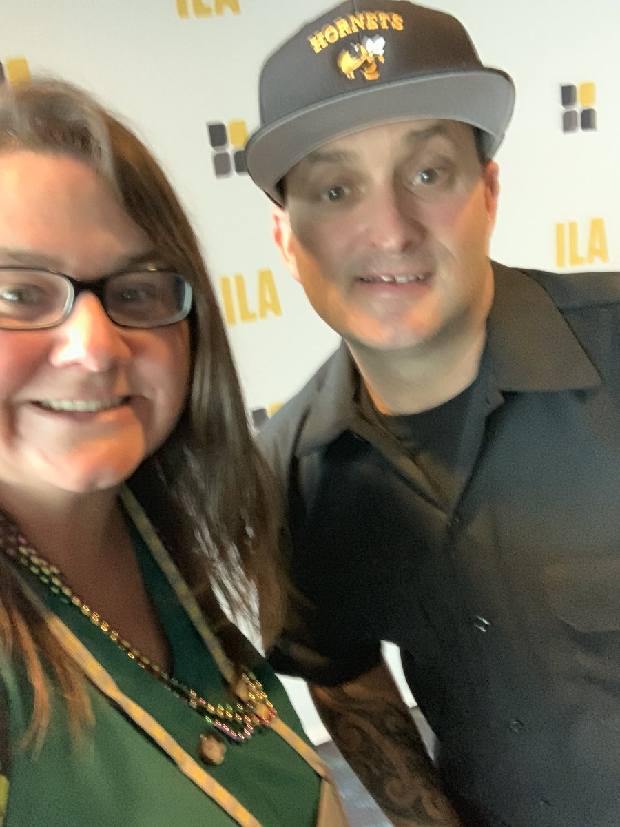So fired up.. thank you @brewerhm for being Relentless