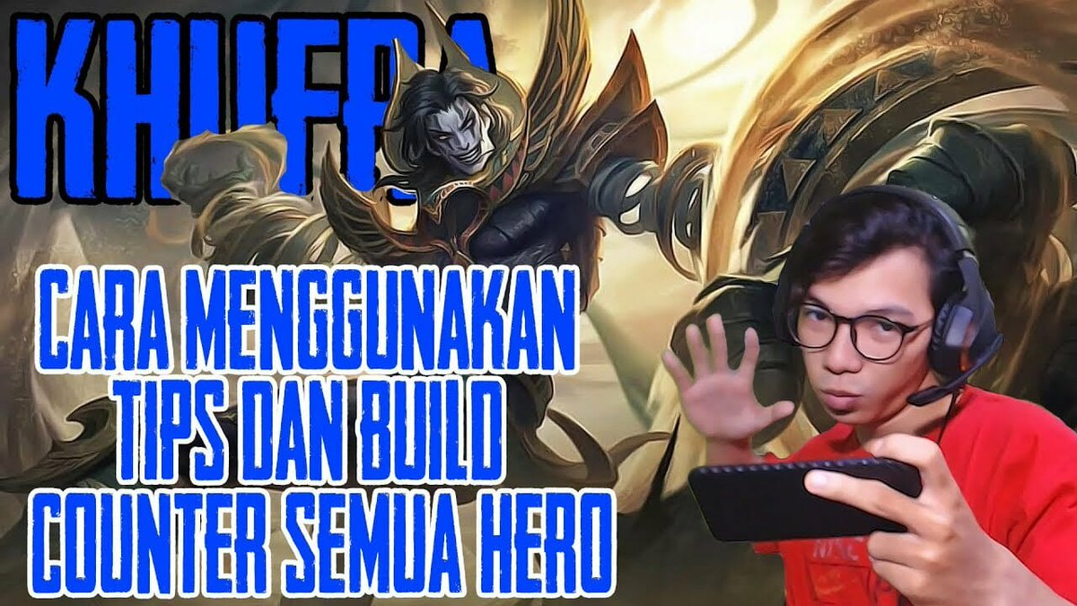 TUTORiAL CARA BERMAIN KHUFRA YG BENAR, TANK DENGAN 1000 CROWD CONTROL - Mobile Legend Indonesia  Link: http://tinyurl.com/yyyjnjx6 #BIGETRON #BluePanda #buildkhufra #cold #developed #evosjessnolimit #granger #Guinevere #GuineveretopGlobal #herokhufra #jessnolimit #jokipic.twitter.com/djz6OxeNY5