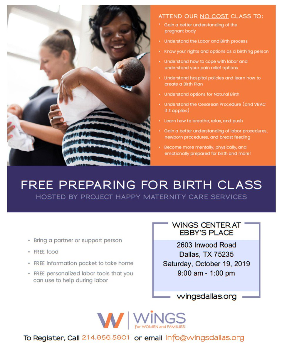 test Twitter Media - Expectant parents - you do not want to miss this! Join the childbirth  workshop (no-cost!) & get prepared for your amazing labor + delivery. #Childbirth can sound intimidating, but you are strong, capable, and AMAZING. This class will help you get READY. Sign up - 214.956.5901 https://t.co/ZUsZSGZtJ8
