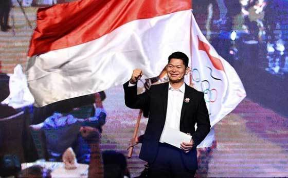 test Twitter Media - New NOC Chair To Focus On Indonesia 2032 Olympic Bid #Jakarta2032 #Indonesia2032 https://t.co/foSmnjZhK1 https://t.co/A9ils9DdIP