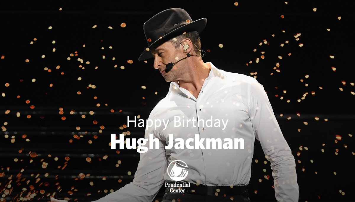 🎂 Happy Birthday to past #PruPerformer, @RealHughJackman! 🎂