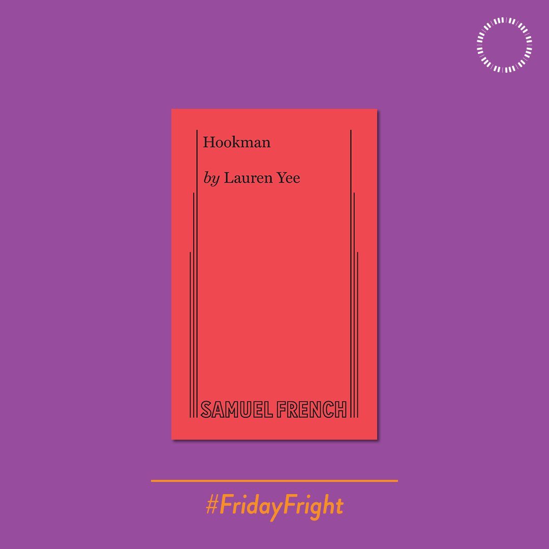 This weeks #FridayFright is Hookman by @laurendyee, an existential slasher comedy about a group of college freshmen as they grapple with roommates, homesickness, and a hook-handed serial killer slashing the throats of young women. For more, head to samfren.ch/ShopHookman!