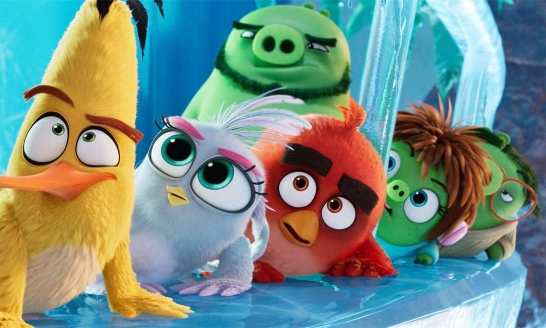 Diversão garantida: Angry Birds 2 já está nos cinemas! https://t.co/TJWWw9i9LE https://t.co/Pp4cdf1tw7