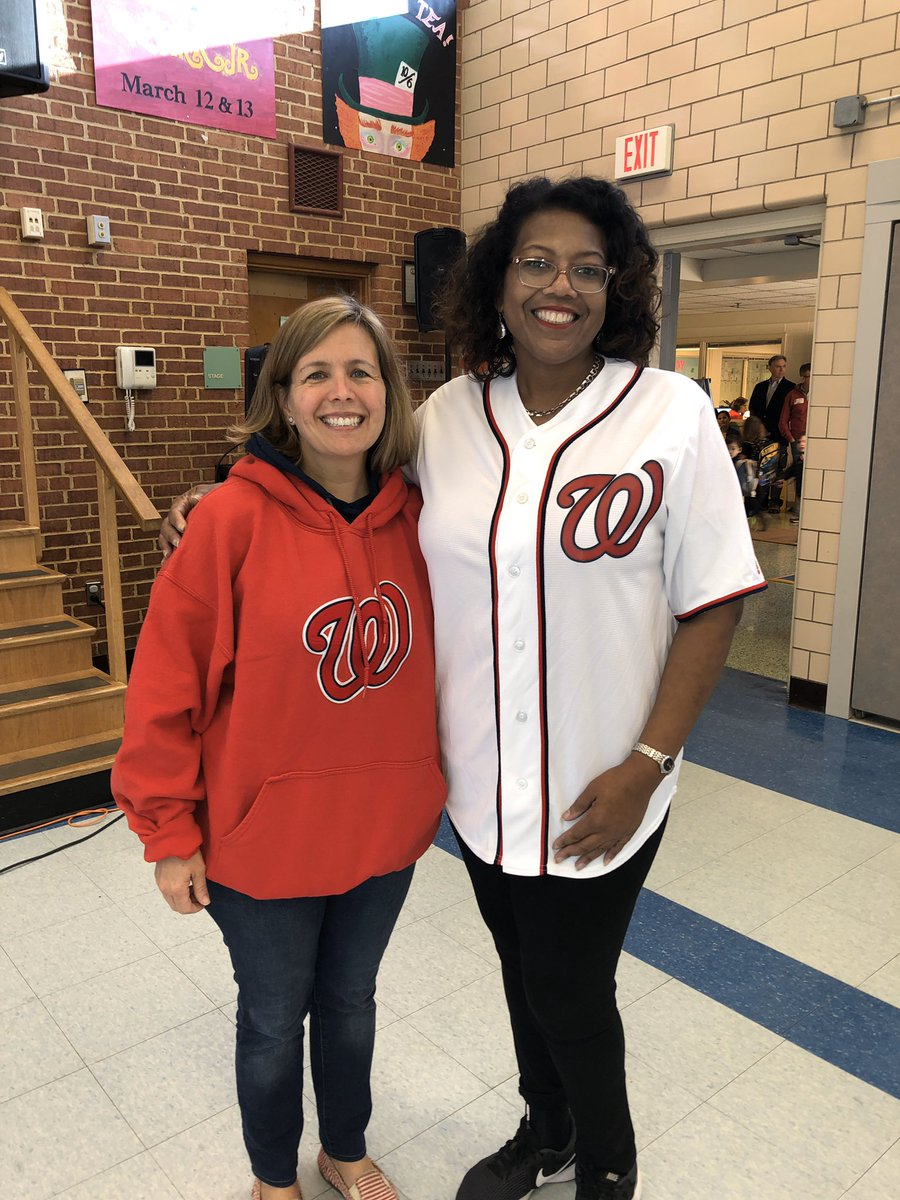 We are ready to watch the Washington Nationals  <a target='_blank' href='http://twitter.com/washingtonnati7'>@washingtonnati7</a> take on the St. Louis Cardinals in game one of the series. Go Nationals, Jamestown is cheering for you! <a target='_blank' href='http://twitter.com/monicaroache'>@monicaroache</a> <a target='_blank' href='http://twitter.com/McCarthyM_JES'>@McCarthyM_JES</a> <a target='_blank' href='https://t.co/fZxB9qpH1o'>https://t.co/fZxB9qpH1o</a>