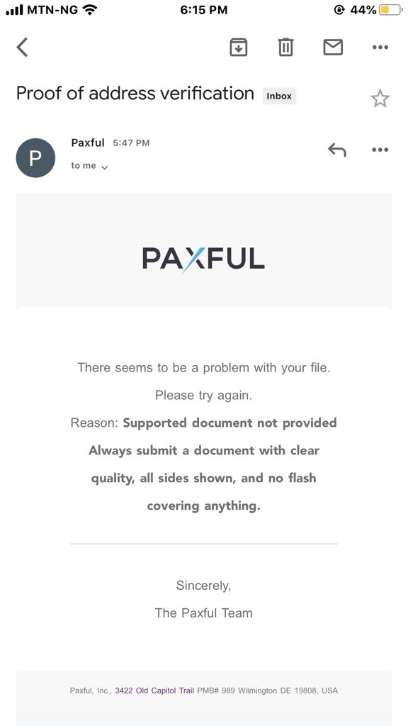 paxful old version