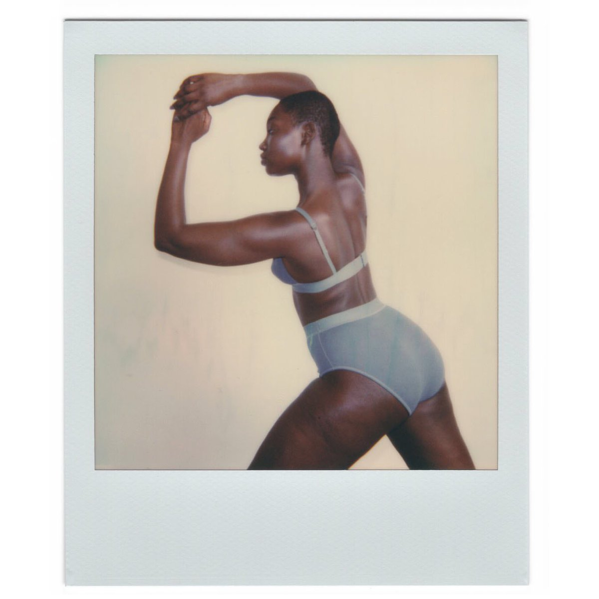 Breathable and comfortable, the @skims  Cotton Collection is your new essential for underwear and lounge. Shop the Cotton Collection October 15 at 9AM PST / 12PM EST and join the waitlist now to shop before it sells out. Photo: #VanessaBeecroft
