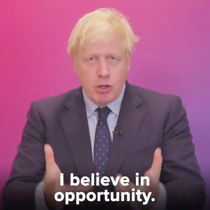 🗣️ @BorisJohnson: Its so important to give every child in this country, every pupil, the superb education that they need.