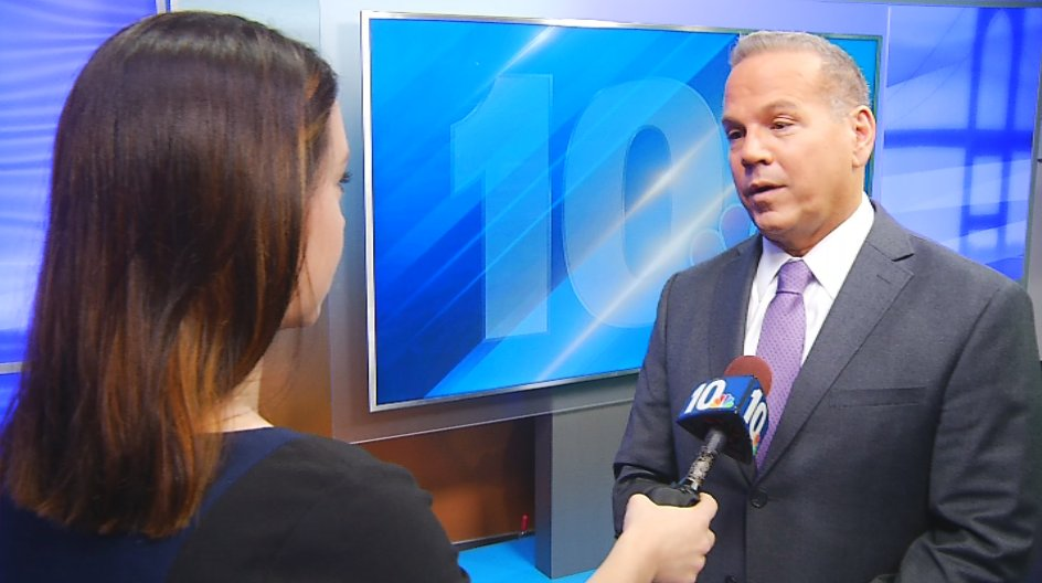 Theres no reason the federal government should be making money on student loans, @davidcicilline said. This week, Congressman Cicilline is introducing a bill aimed at relieving grads drowning in #studentdebt. Loans would be interest-free. Repayment plan details at 530 @NBC10
