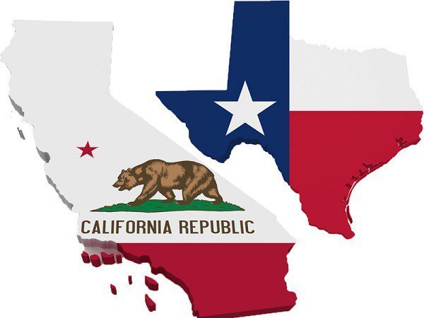 There are those who suffer from delusion believing that Texas can never be flipped. I am quite sure many said the same thing about California. #California #Texas #pgeshutdown #PGEpowershutdown #PGEshutoff #FridayFeeling theoldschoolpatriot.com/dont-californi…