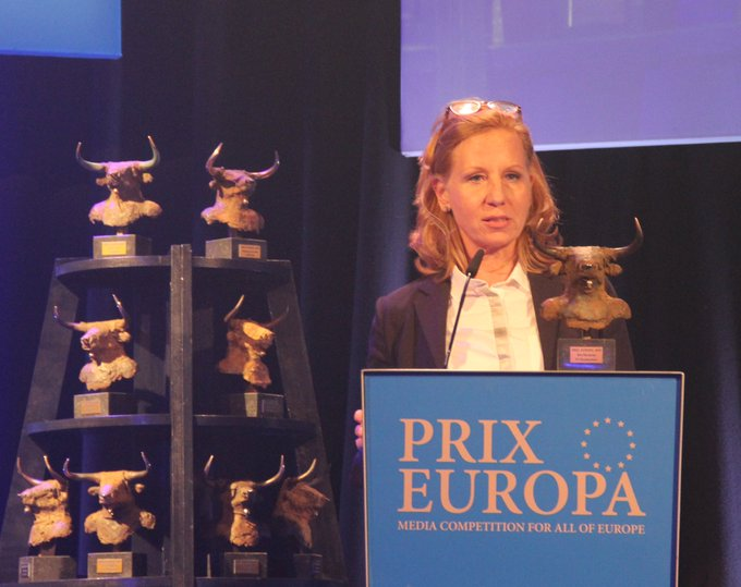 .PrixEUROPA 🇪🇺Award 2019, best European TV, Rad