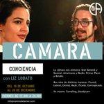 Image for the Tweet beginning: MODULO: #CAMARA con Liz Lobato Para
